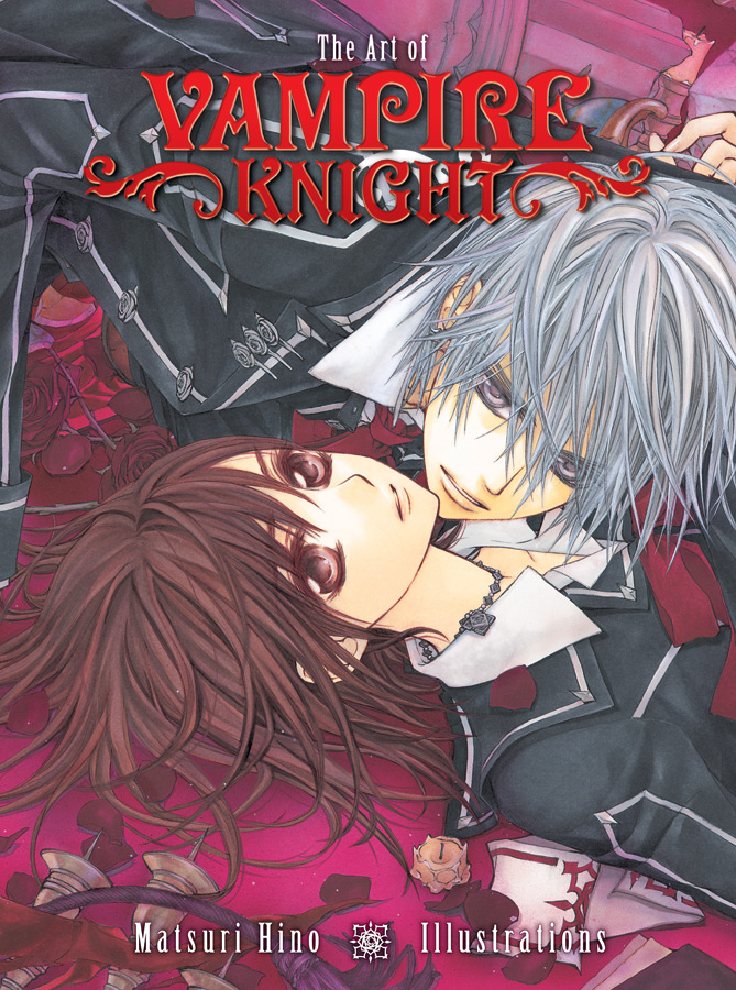 vampireknight_artbook_cover