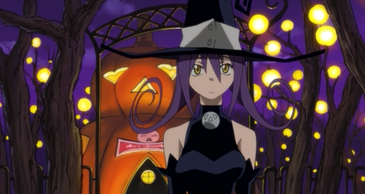 Seven nights of halloween anime day 2 39 soul eater - This is halloween soul eater ...